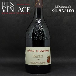 Gardine Rasteau 2017 - red wine