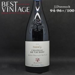Vaudieu Châteauneuf-du-Pape Amiral G 2018 - vin rouge