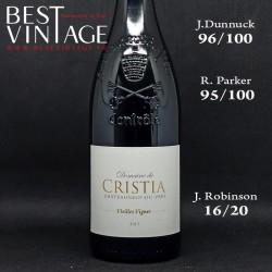 Cristia Châteauneuf-du-Pape Vieilles Vignes 2017 - red wine
