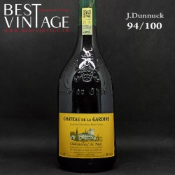 Gardine Châteauneuf-du-Pape Marie Leoncie 2018 - vin blanc