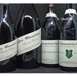 Bonneau Marie Beurrier 2013 - vin rouge