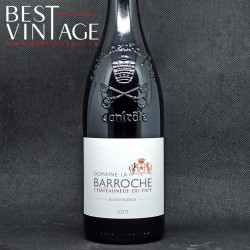Barroche Châteauneuf-du-Pape Signature 2019 - red wine
