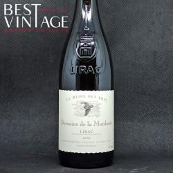 Mordorée Lirac Reine des bois 2018 - vin rouge
