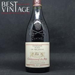 Font Michelle Châteauneuf-du-Pape 1998 - vin rouge