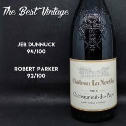 La Nerthe Châteauneuf-du-Pape 2016 - red wine