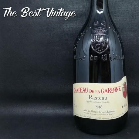 Gardine Rasteau 2016 - red wine