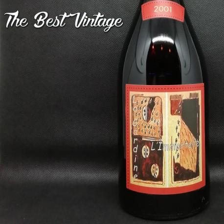 Gardine Immortelle 2001 - vin rouge Chateauneuf du Pape