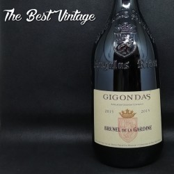 Brunel de la Gardine Gigondas 2015 - red wine