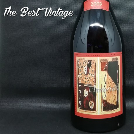 Gardine Immortelle 2009 - red wine Chateauneuf du Pape