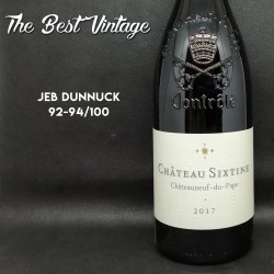 Chateau Sixtine 2017 - red wine