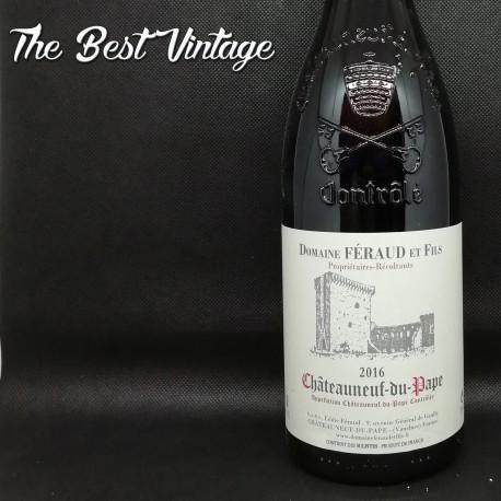 Eddie Feraud Tradition 2016 - vin rouge