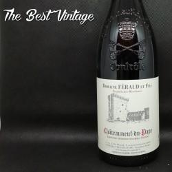 Eddie Feraud Tradition 2014 - red wine
