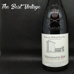 Eddie Feraud Tradition 2014 - vin rouge