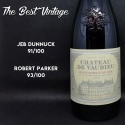 Vaudieu Châteauneuf-du-Pape 2016 - red wine