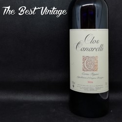 Clos Canarelli Figari 2016 - red wine