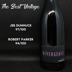 Fondreche Divergente 2015 - red wine
