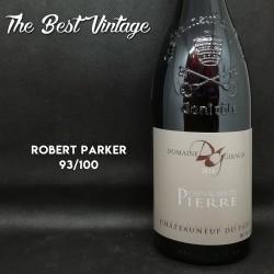 Giraud Grenache de Pierre Rouge 2013 - vin rouge Chateauneuf du Pape