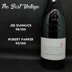 Clos Saint Jean Combe des Fous 2016 - vin rouge chateauneuf du pape