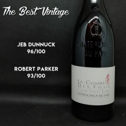 Clos Saint Jean Combe des Fous 2015 - vin rouge