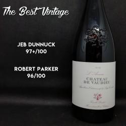 Vaudieu Avenue 2016 - vin rouge Chateauneuf du Pape