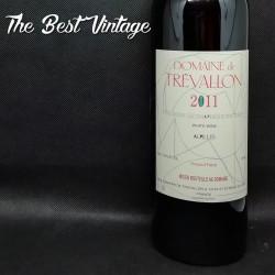Trevallon 2011 - vin blanc