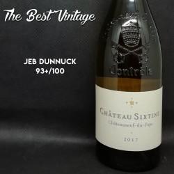 Chateau Sixtine 2017 - vin blanc