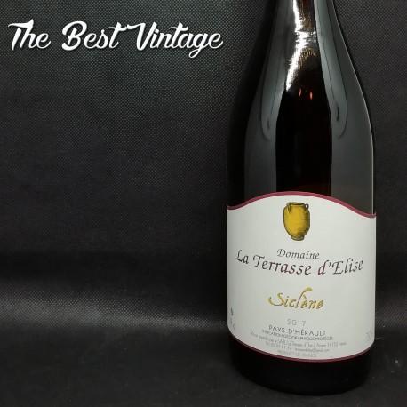 Terrasse d'Elise Siclene 2017 - vin blanc