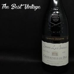 Boutinière Grande Réserve 2015 - red wine