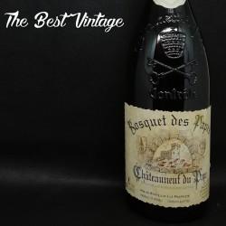 Bosquet des Papes 2017 - vin blanc