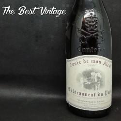 Usseglio cuvée de mon aieul 1999 - red wine