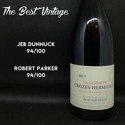 Graillot La Guiraude 2015 - vin rouge