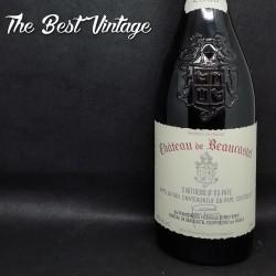 Beaucastel 2005 - vin blanc