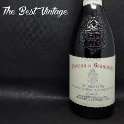 Beaucastel 2005 - white wine