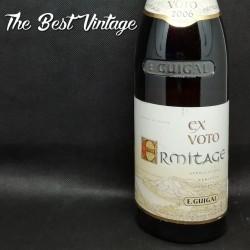 Guigal Ex Voto 2006 - vin blanc