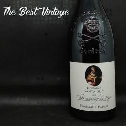 Santa Duc Habemus Papam 2010 - vin rouge