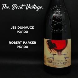 Barroche Fiancée 2016 - vin rouge
