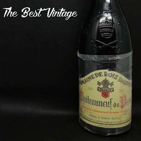 Bois Dauphin 2000 - vin rouge