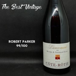 Ogier Lancement 2010 - vin rouge