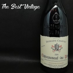 Charvin 2004 - red wine