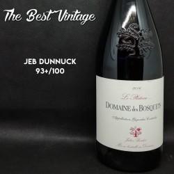 Bosquets Le Plateau 2016 - vin rouge