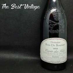 Bois de Boursan Félix 2003 - vin rouge