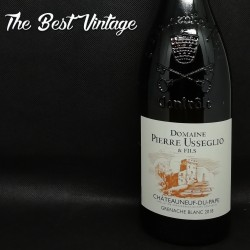 Usséglio Pierre 50/50 2016 - white wine