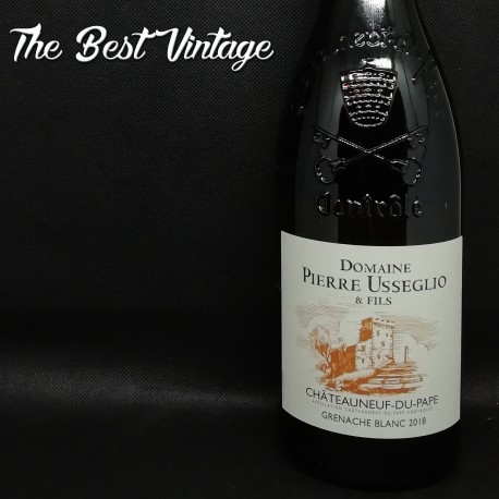 Usséglio Pierre 50/50 2016 - white wine