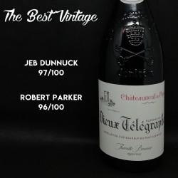 Vieux Télégraphe 2016 - vin rouge chateauneuf du pape