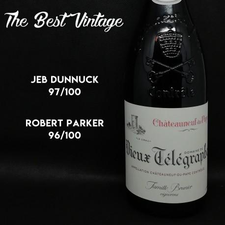 Vieux Télégraphe 2016 - red wine chateauneuf du pape