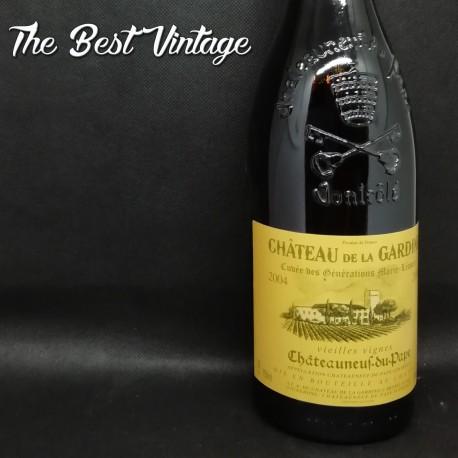 Gardine Marie Leoncie 2004 - white wine