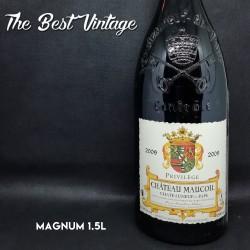 Maucoil Privilège 2009 Magnum - red wine