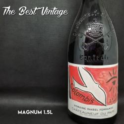 Ferrando Isabel Colombis 2014 Magnum - red wine