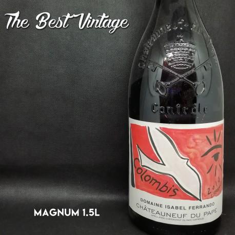 Ferando Isabel Colombis 2014 Magnum - red wine