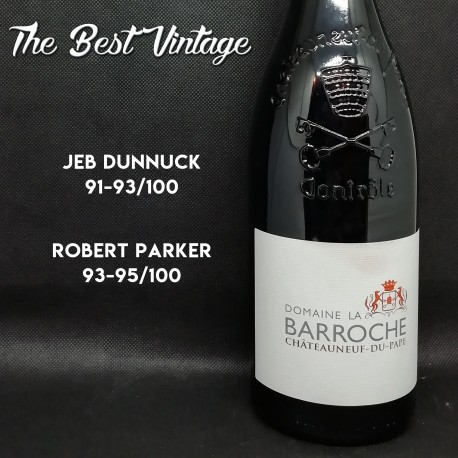Barroche Signature 2017 - red wine